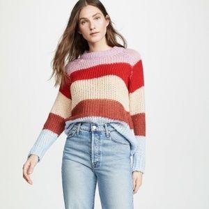 NWT J.O.A Chunky Knit soft Sweater